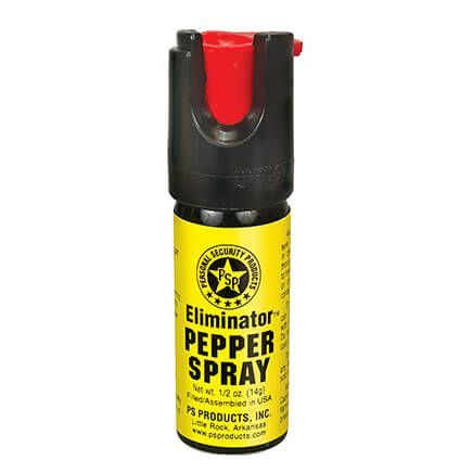 Eliminator™ MAX™ 1/2 oz. Pepper Spray with Case & Key Ring-357999