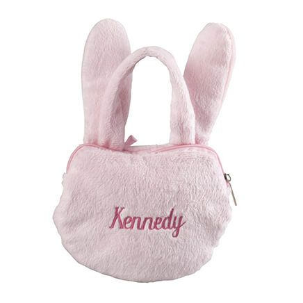 Personalized Easter Bunny Coin Purse-358424
