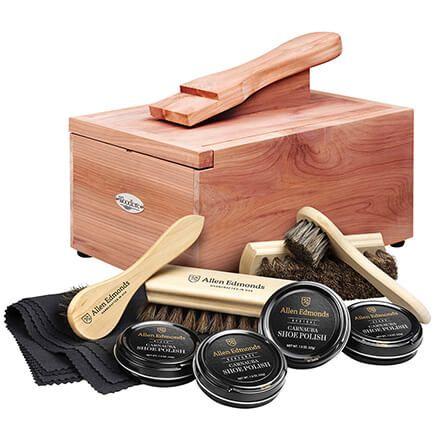 Woodlore® Cedar Shoe Valet with Deluxe Starter Kit-358795