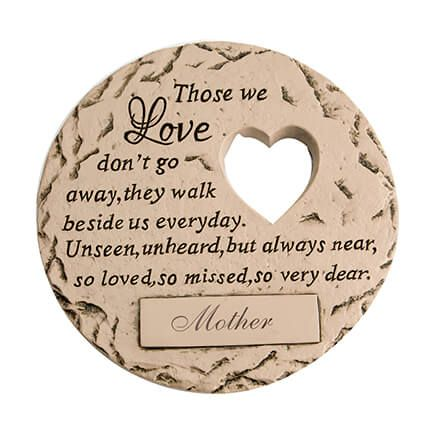 Personalized Those We Love Memorial Stone-359478