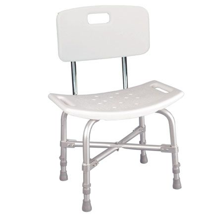Bariatric Shower Chair with Back-359674