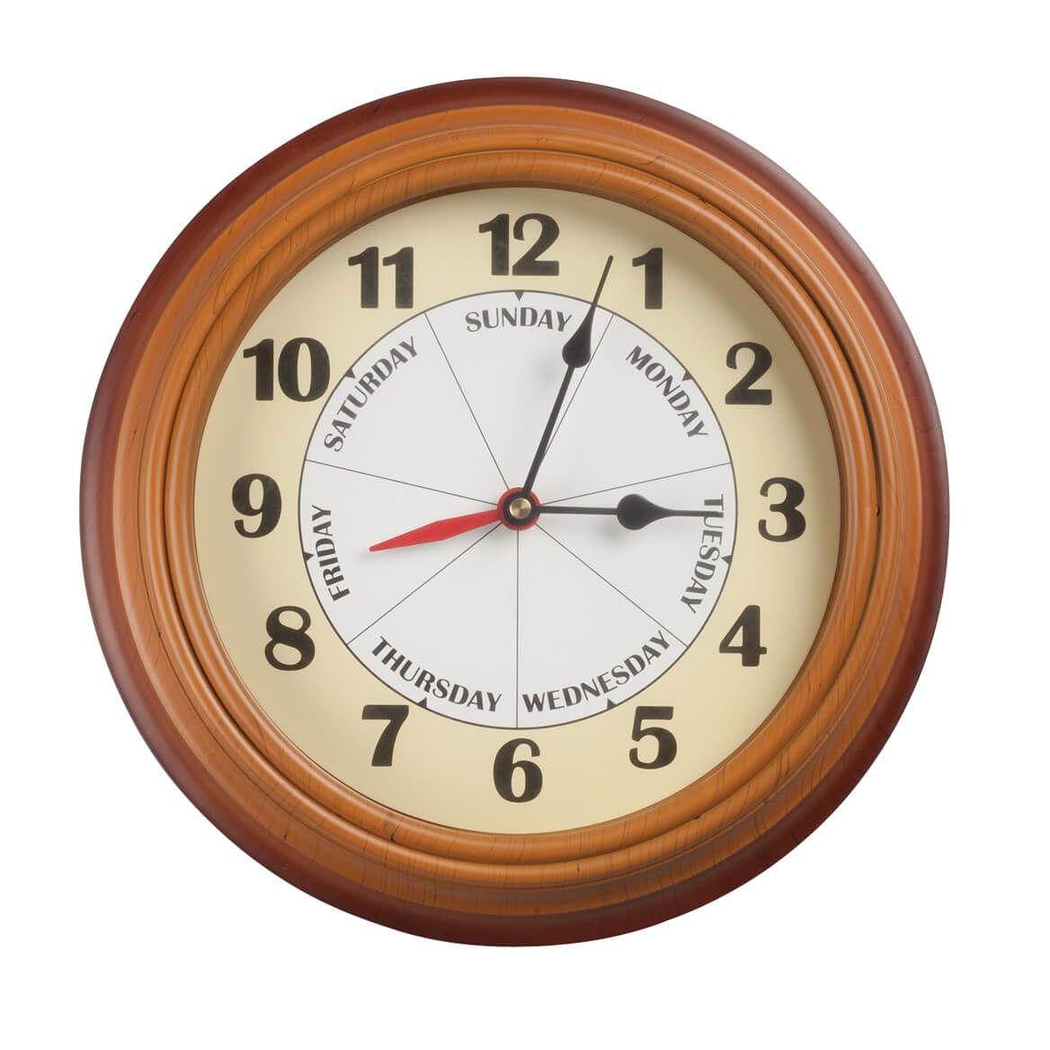 Day of the Week Clock-359992