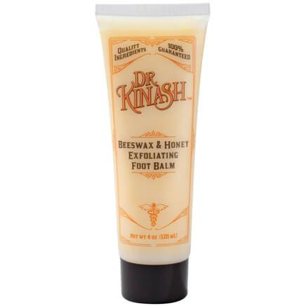 Dr. Kinash™ Beeswax & Honey Foot Balm, 4 oz.-360003