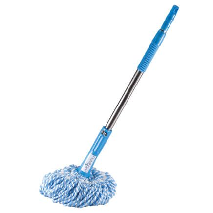 Telescopic Microfiber Twist Mop-360083