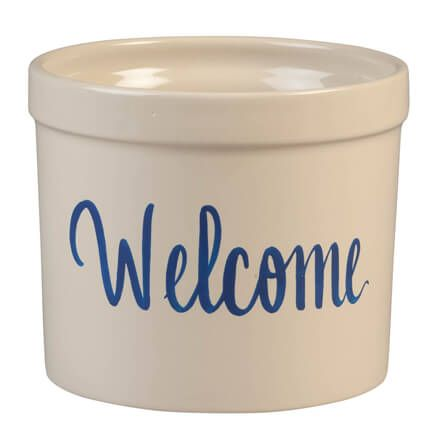 Personalized Stoneware Crock 3 Quart-360771