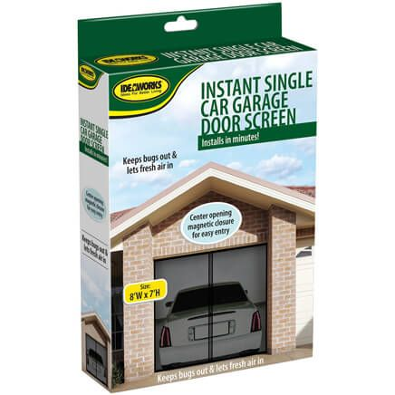 Garage Door Screen-361335