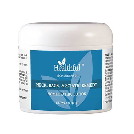 Healthful™ Neck, Back & Sciatic Remedy-361456