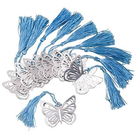 Butterfly Bookmarks - Set of 10-361590
