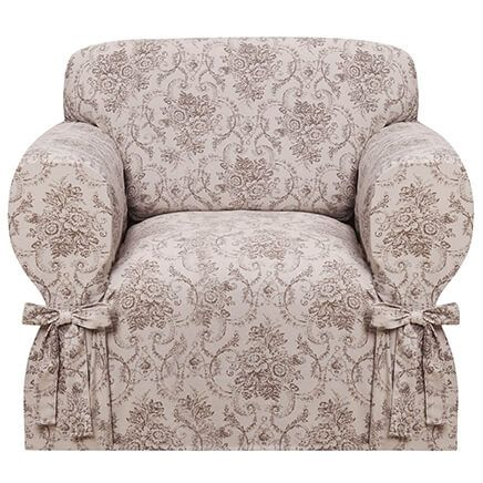 Kathy Ireland Chateau Chair Slipcover-362615