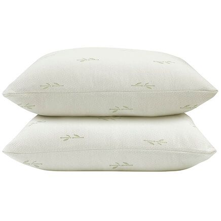 Bamboo Pillow Protectors, 2-Pack-362657