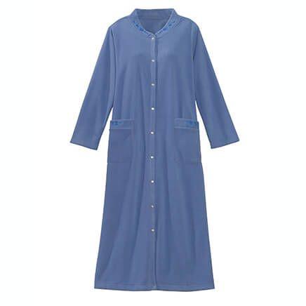 Fleece Snap Front Robe by Sawyer Creek-362829