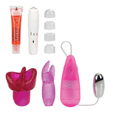 Total Pleasure Starter Kit-362966