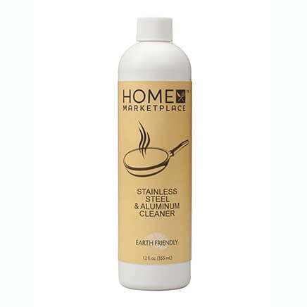 Home Marketplace™ Stainless Steel & Aluminum Cleaner-363034