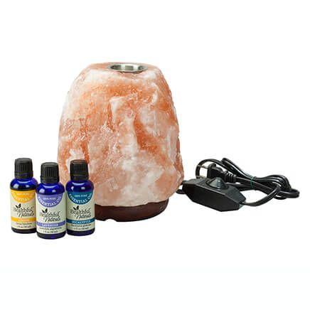 Healthful™ Naturals Himalayan Salt & Essential Oil Basic Kit-363147