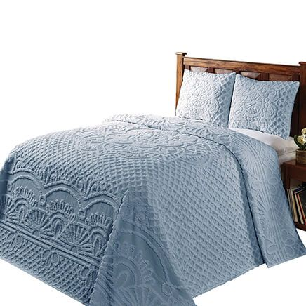 Trevor Chenille 3-Piece Bedding Set-363251