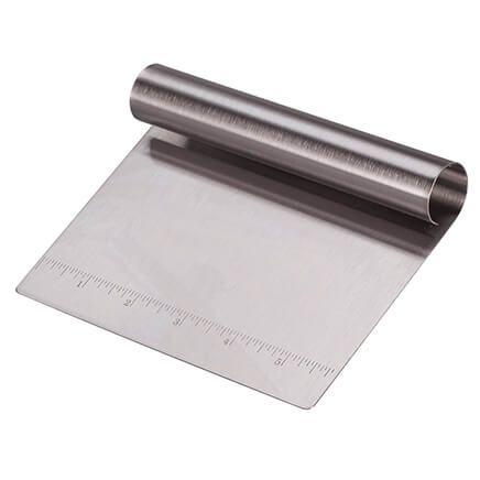 Bash`N Chop Stainless Steel Board Scrapper-363285
