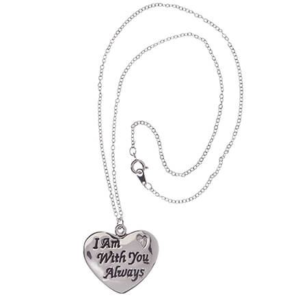I Am With You Always Necklace and Card-363481
