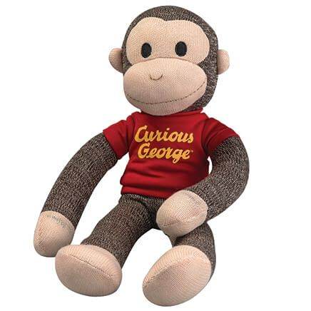 Curious George™ Sock Monkey-364067