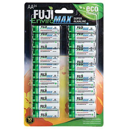 Fuji Super Alkaline AA Batteries, 24-Pack-364147