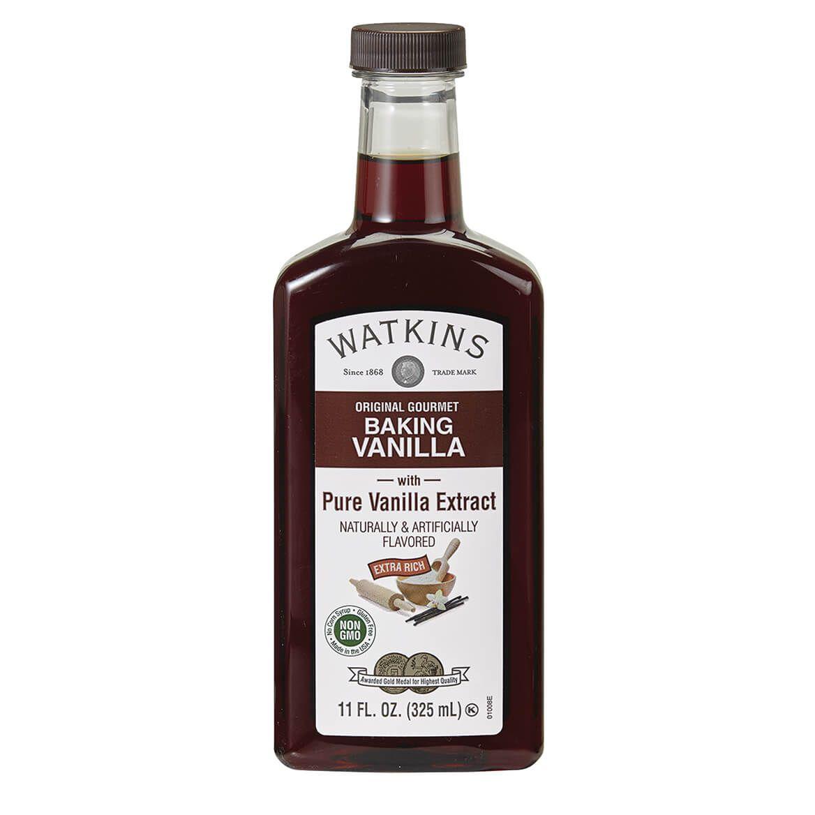 Watkins Original Baking Vanilla Extract, 11 oz.-364267