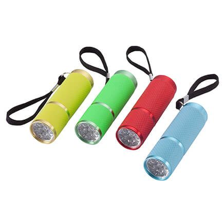 Compact LED Flashlights, Set of 4-364563
