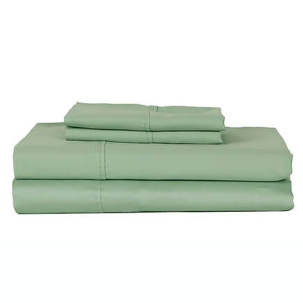 300 TC 4-Piece Cotton Sheet Set-364575