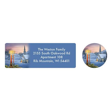 Personalized It Takes Just One Address Labels & Seals 20-364718