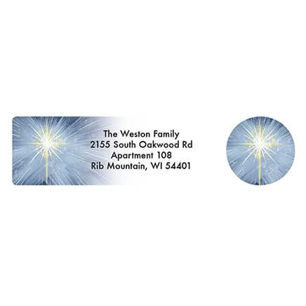 Personalized Heaven's Gift Address Labels & Seals 20-364753