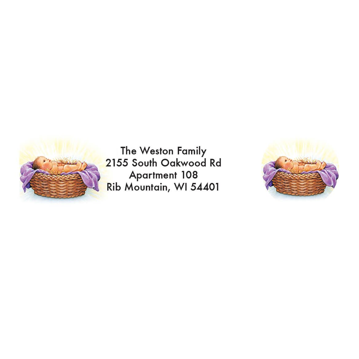 Personalized Share the Love of Jesus Labels & Envelope Seals 20-364759