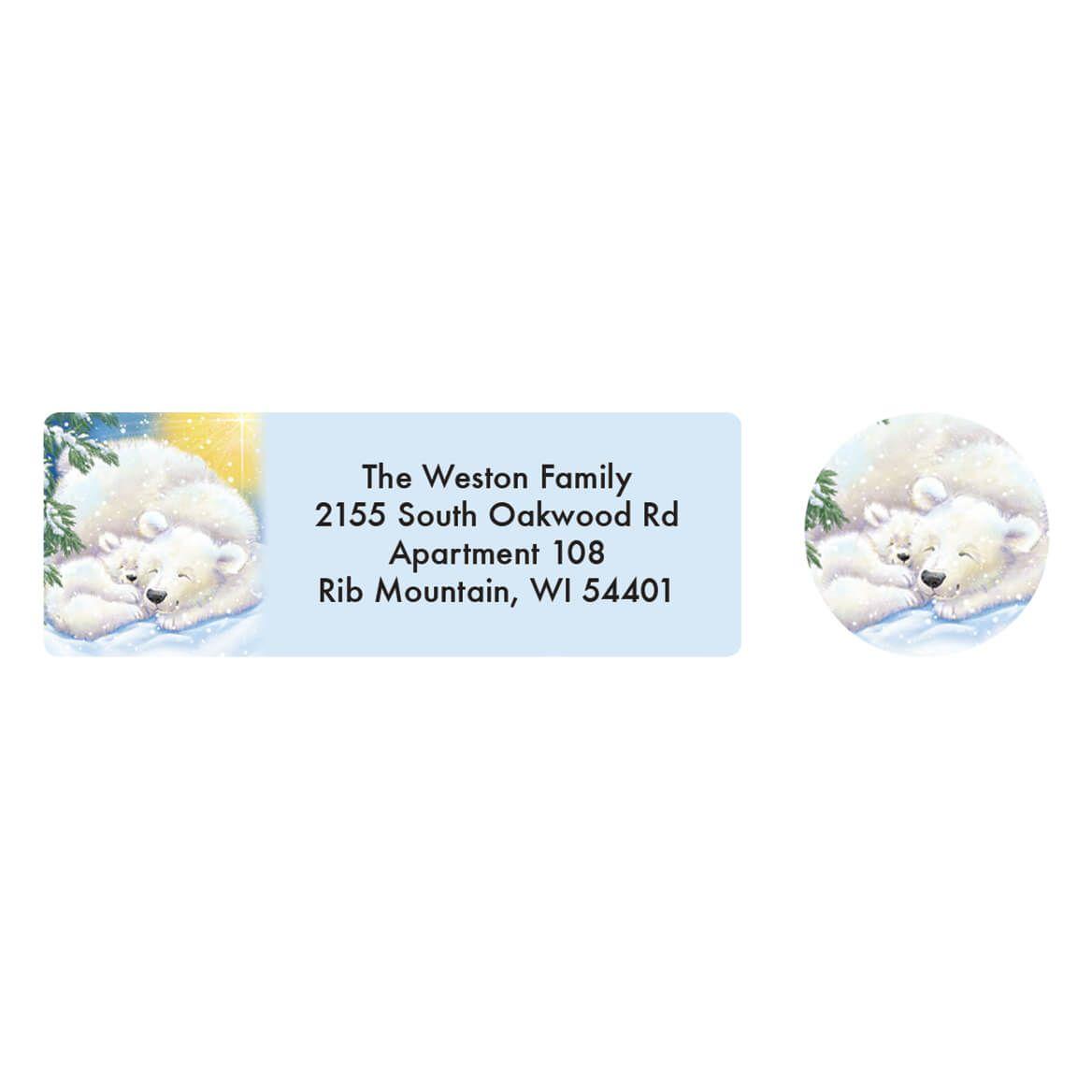 Personalized Light of Christ Address Labels & Envelope Seal 20-364762