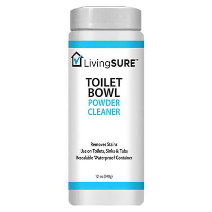 Toilet Bowl Cleaner by LivingSURE™-365429