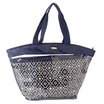 Jack & Missy™ 2-in-1 Navy Tote Bag-365847