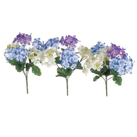 Hydrangea Picks, Set of 3 by Oakridge™-365873