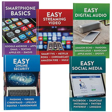 Understanding the Digital World, 5-Book Set-366071