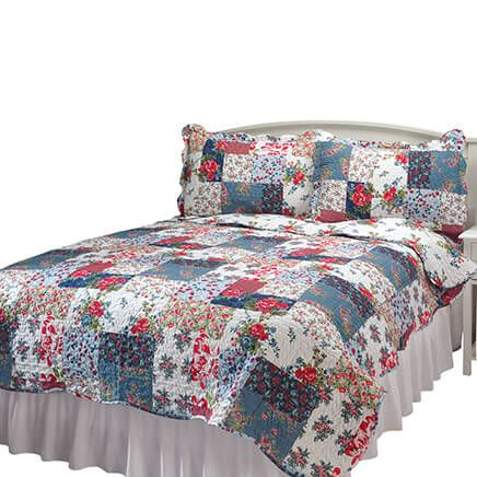 Gloria 3-Pc. Quilt Set by OakRidge™-366667