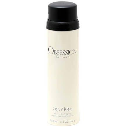 Calvin Klein Obsession for Men Body Spray- 5.4 oz.-366817