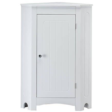 Ambrose Collection Corner Cabinet-367155