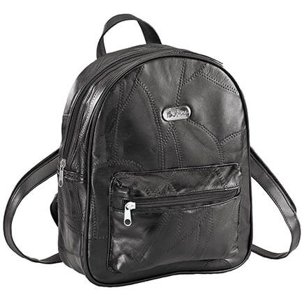 B. Amici™ Liz RFID Leather Backpack-367443