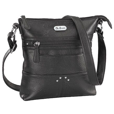 B.Amici™ Francesca RFID Lockport Crossbody Bag-367444