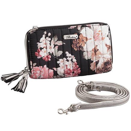 Buxton® RFID Quilted Ultimate Crossbody Wallet-367580