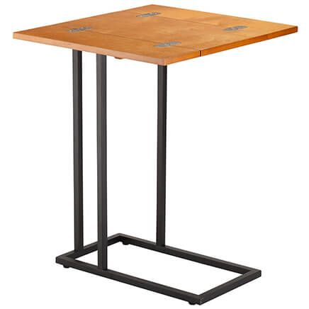Foldable Side Table by OakRidge™-367599