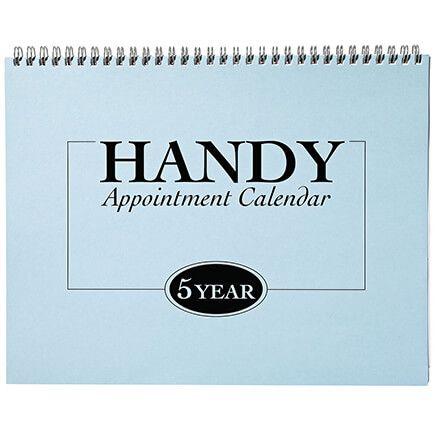 5 Yr Appointment Calendar 2021-2025-367929