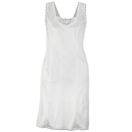 Easy Comforts Style™ Lace Trimmed Full Slip-368010