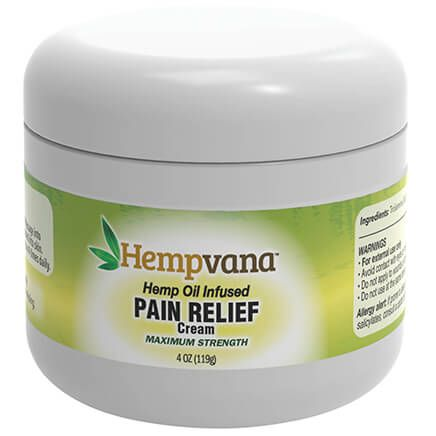 As Seen on TV Hempvana Pain Cream-368091