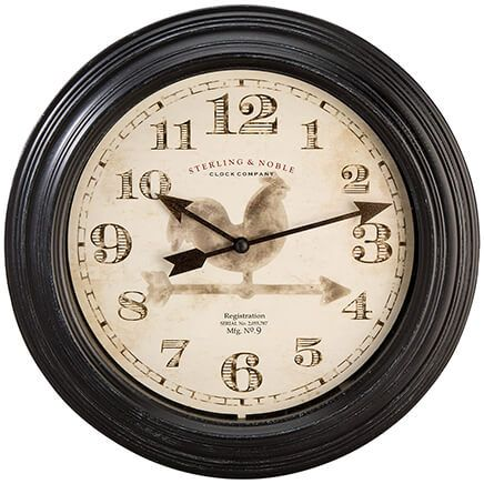 Rooster Wall Clock-368137