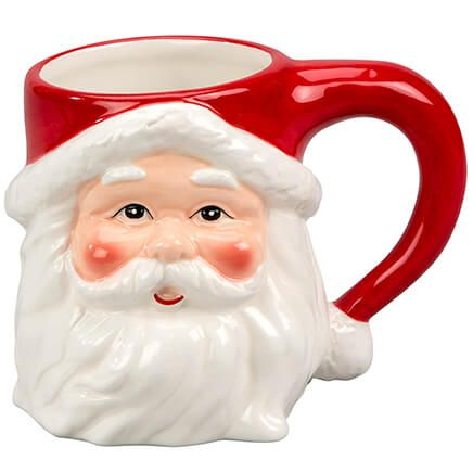 Holiday Mug Santa-368385