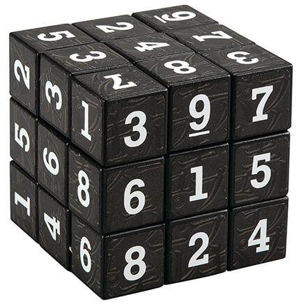 Sudoku Puzzle Cube-368499