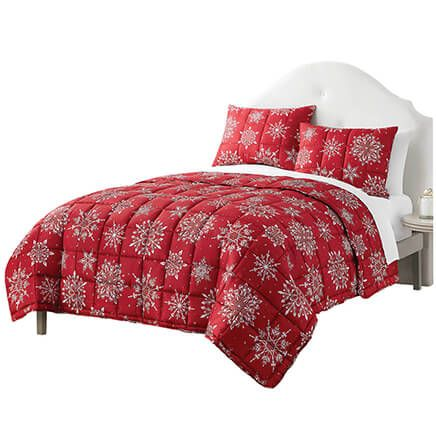 Snowflake Quilt Set by Oakridge™-368547