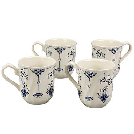 Finlandia Mugs, Set of 4-368562