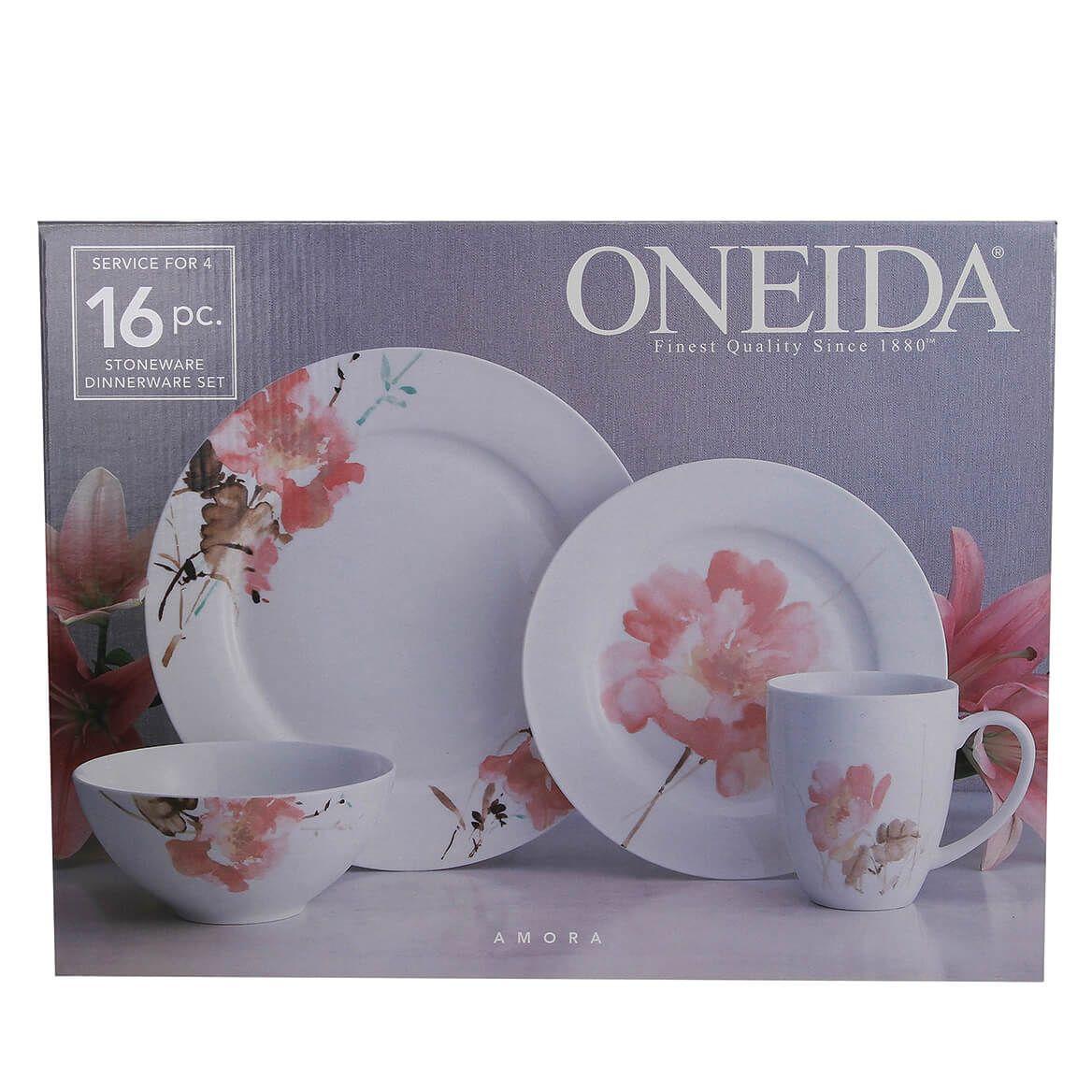 Oneida® 16-Pc. Amore Dinnerware Set-368690